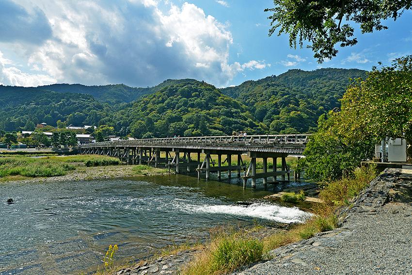 嵐山は京都の中でも見どころたっぷりの観光地