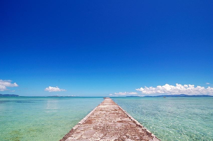 あぁ。なんて美しい海だろう・・