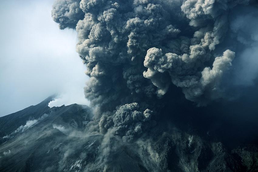 桜島は常に噴火している