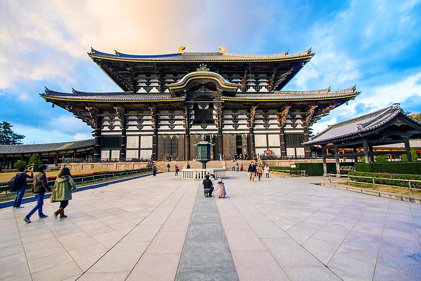 日本の歴史を感じる