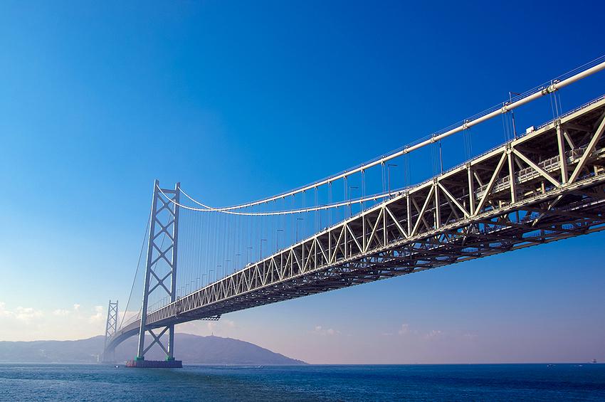 神戸と淡路島を繋ぐ