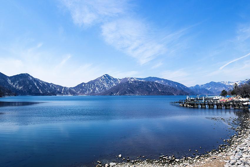 澄んだ空気。美しい自然