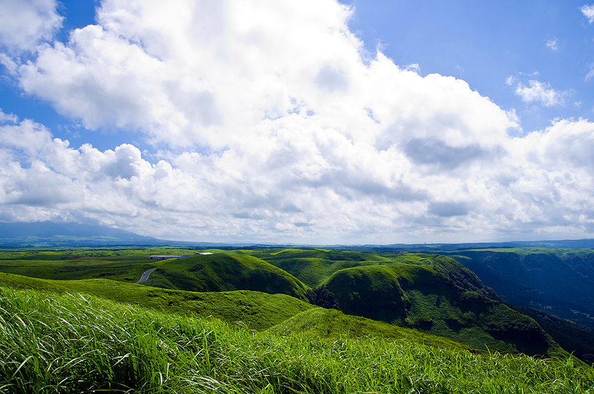 熊本阿蘇の草千里