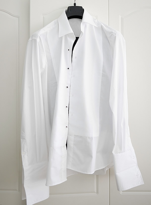 プレーンシャツ